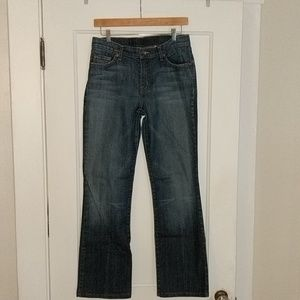 David Kahn Lauren Bootcut jeans, sz 8